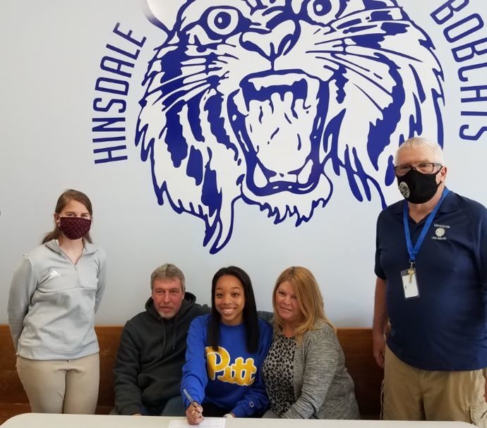 Hinsdale's Belec signs with Pitt-Bradford soccer