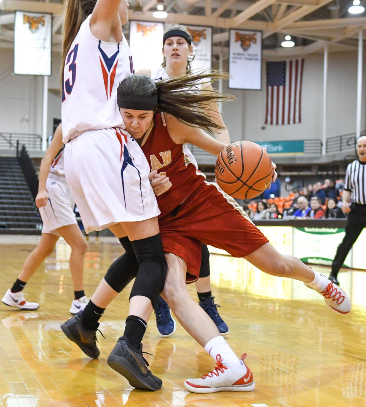 Olean Class Cars: Foul Trouble Fells Olean In B-1 Title Game