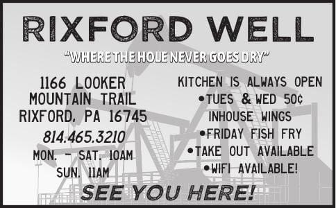 Rixford Well