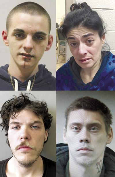 Olean apartment searches lead to four meth arrests | News