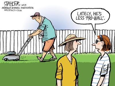 Less 'pro-Wall'