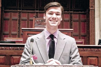 Cornell senior from Freedom seeks State Senate nomination