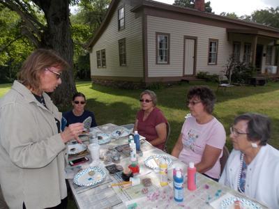 Saturday's annual Crook Farm Creative Women's Workshop
