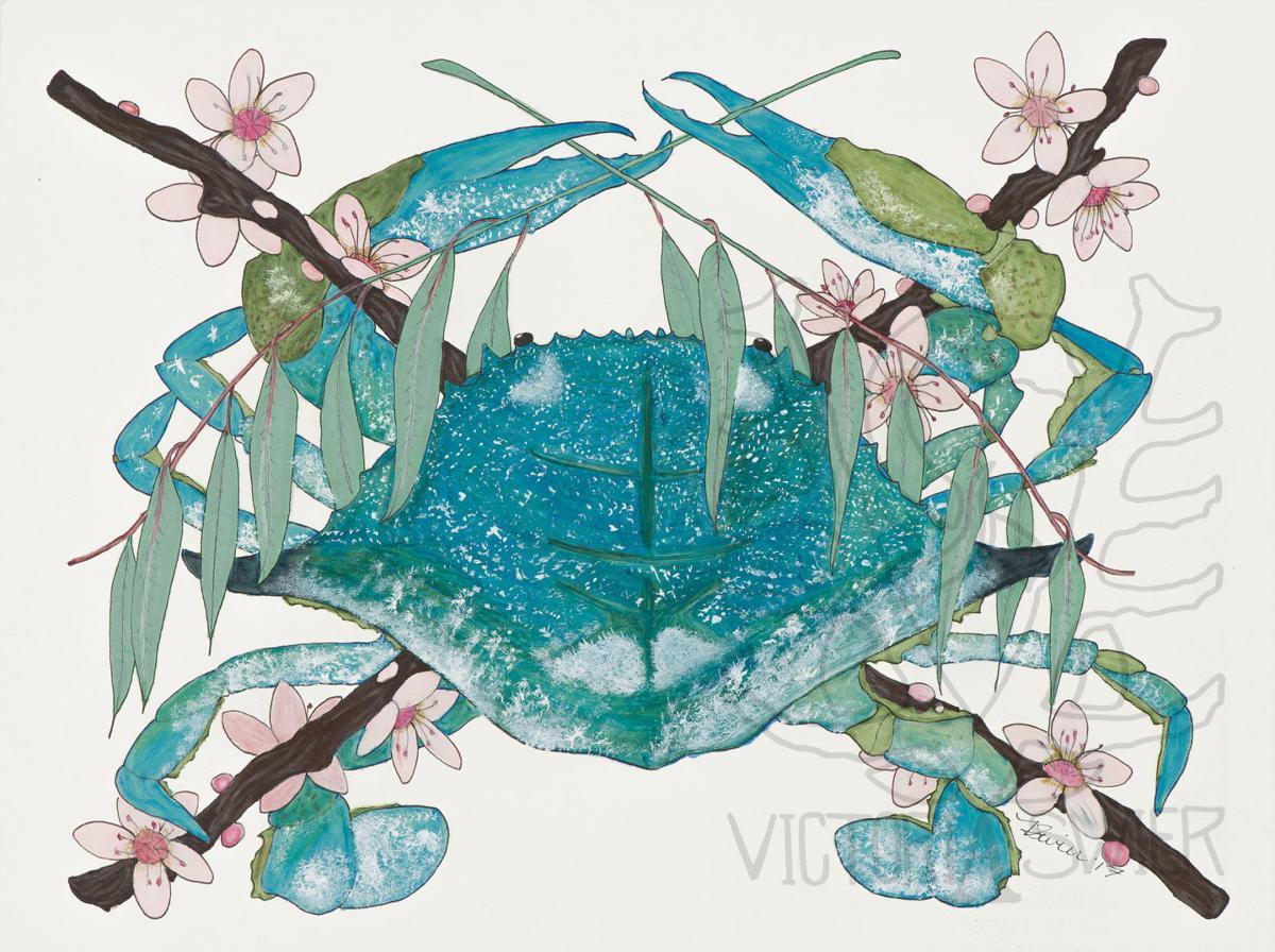 Victoria Swier crab