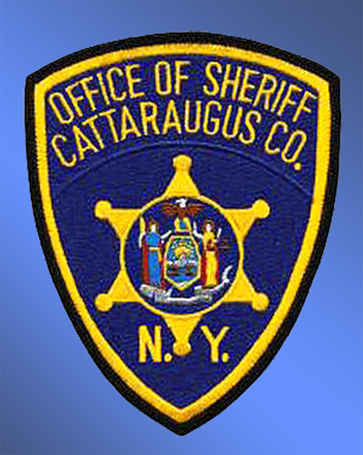 Cattaraugus County Sheriff's Office patch