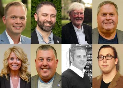 District 8 candidates