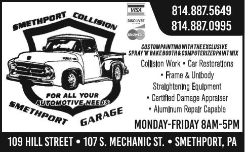 Smethport Garage