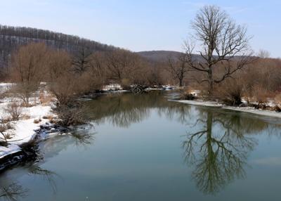 Ischua Creek