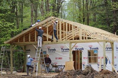Allegany State Park Cabins With Bathrooms | New Upscale Cabins Being Built In Allegany State Park News