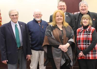 Smith praises Salamanca accomplishments during council reorganizational meeting