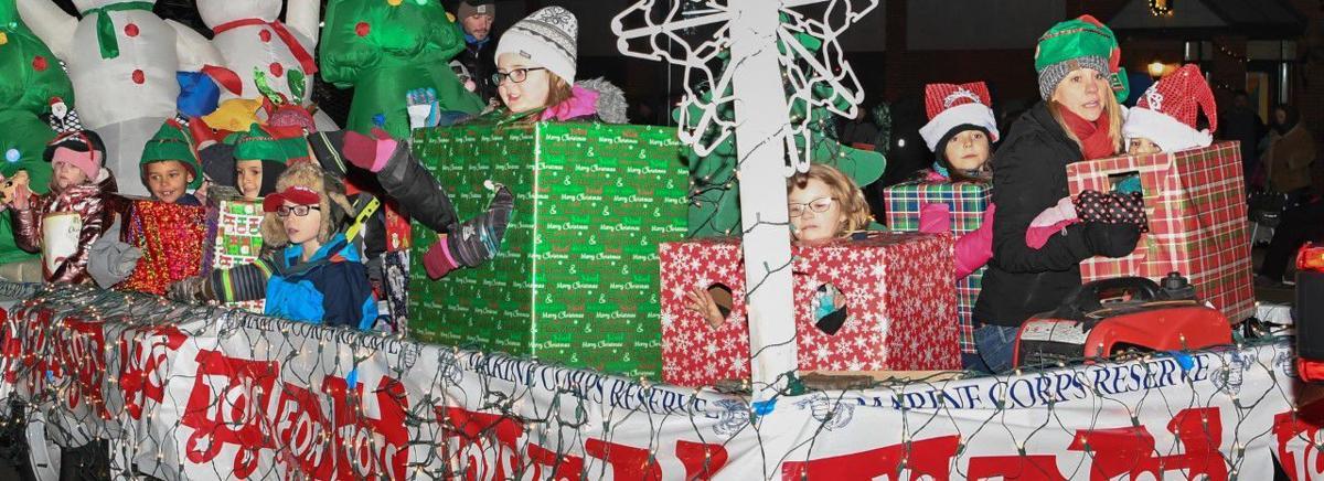 Santa Claus Lane Parade