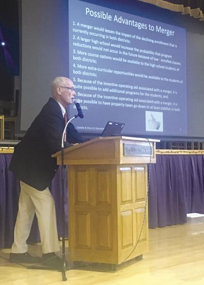 Dr. William Silky of Castallo & Silky education consultants