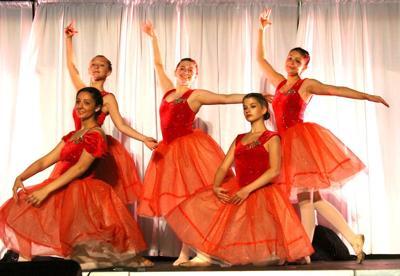 School of Dance recital
