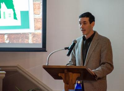 Allegany County Land Bank Executive Director Jason Isaman