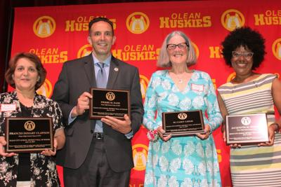 2019's OCSD Wall of Fame honorees
