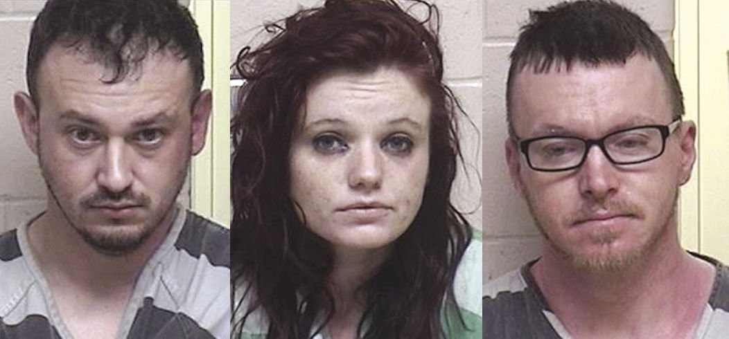 Randolph meth bust defendants federally charged | News