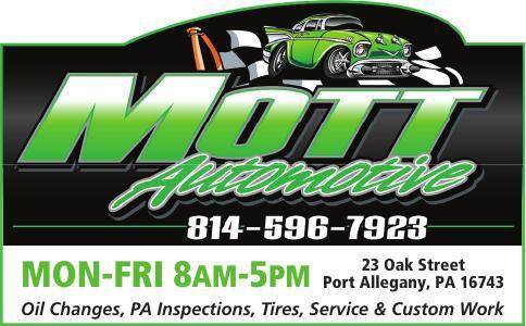 Mott's Automotive