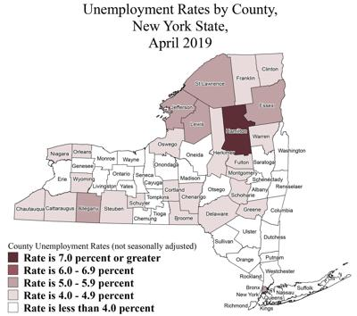 Cattaraugus, Allegany counties see unemployment rates drop ... on total fertility rate map, us unemployment map, domestic violence rate map, suicide rate map, unemployment rates in the u.s, unemployment rates by country, growth rate map, unemployment job search log sheet, foreclosure rate map, u.s. economic map, nj unemployment map, aids rate map, national debt map, europe 1914 world war 1 map, world unemployment map, unemployment texas map, gross national product map, national unemployment map, unemployment rates by county, unemployment mind map,
