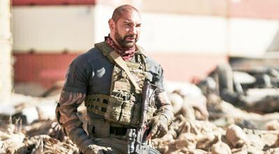 Dumb action in 'Army of the Dead' still entertains