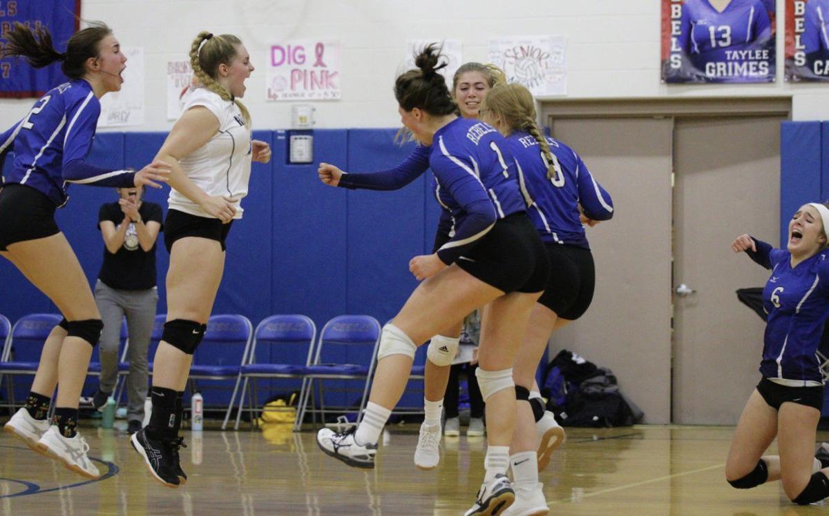 Wellsville, C-R, GV/B advance to semifinals