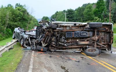 Two killed in head-on crash in McKean County | News ... on notary statement letter sample, notary to notarize letter, notary letter format, samples of notarized proof of income letters, notary examples of letters, notary document format, notary notarized letter,