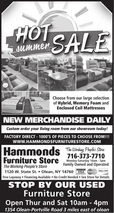 Hammonds Furniture Store