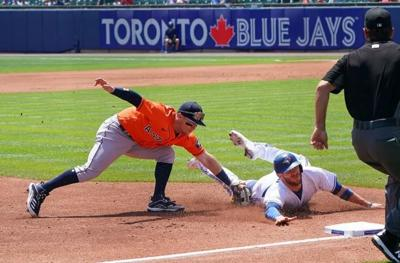 Blue Jays-Astros