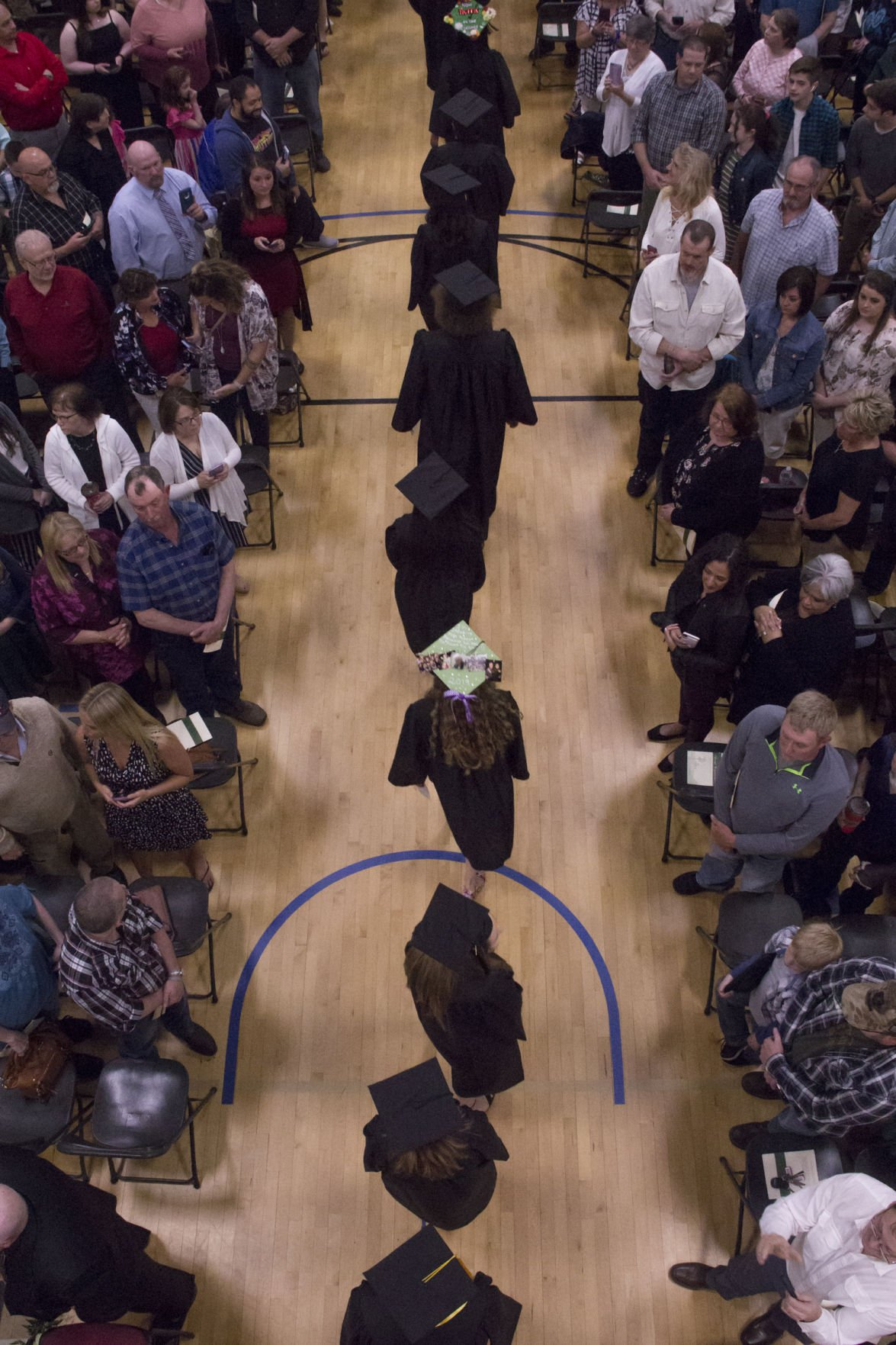 Jamestown Community College 2019 Commencement