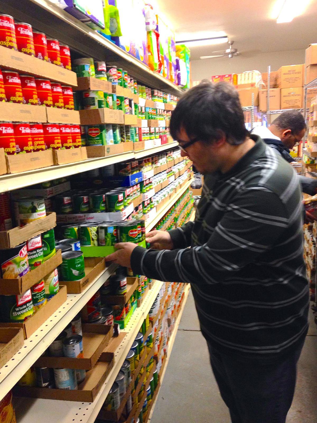 Food Pantry Buffalo State