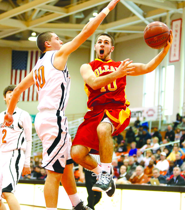 Olean Class Cars: Olean Puts On Clinic Against Fredonia; Huskies Are B-1