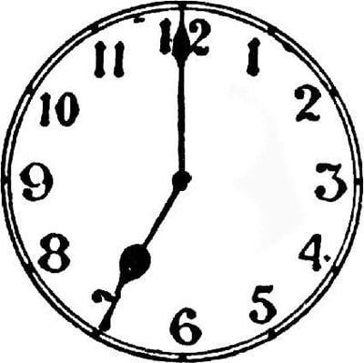 State & Union clock