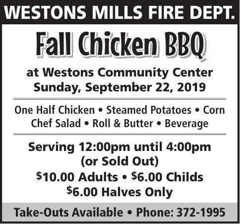 Westons Mill