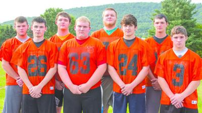 Smethport letterwinners