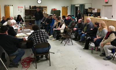 Farmersville Town Board hears from both sides in wind, water local laws