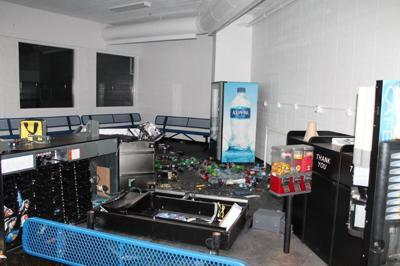 William O. Smith Recreation Center burglarized