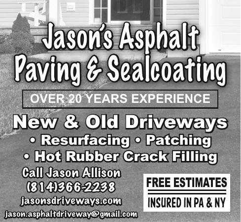 Jason's Asphalt