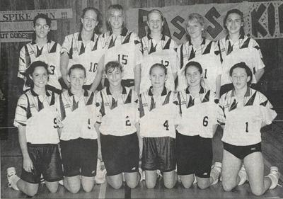 1994 Wellsville volleyball
