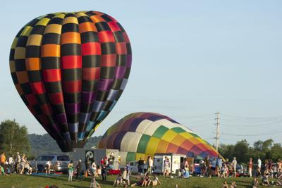 44th Annual Great Wellsville Balloon Rally