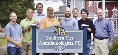 Southern Tier Anesthesiologists members
