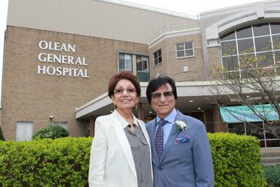 Drs. Ahmad and Naheed Hilal