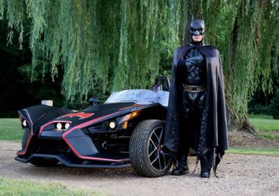 Terry Mattke as Batman