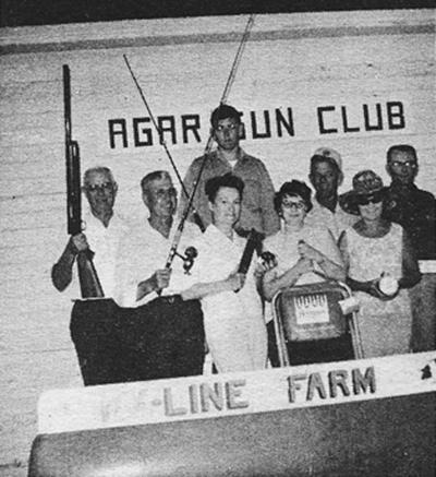 FIFTY YEARS AGO - Winners in a June 2, 1968 fishing derby