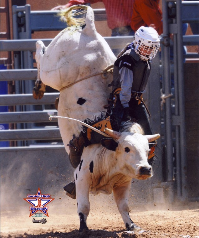 Bull Riding Is In His Blood Onida Watchman Sports
