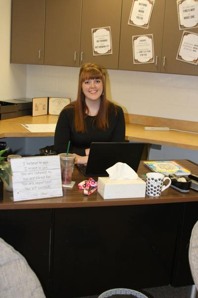 Special Education Instructor Katie Stier