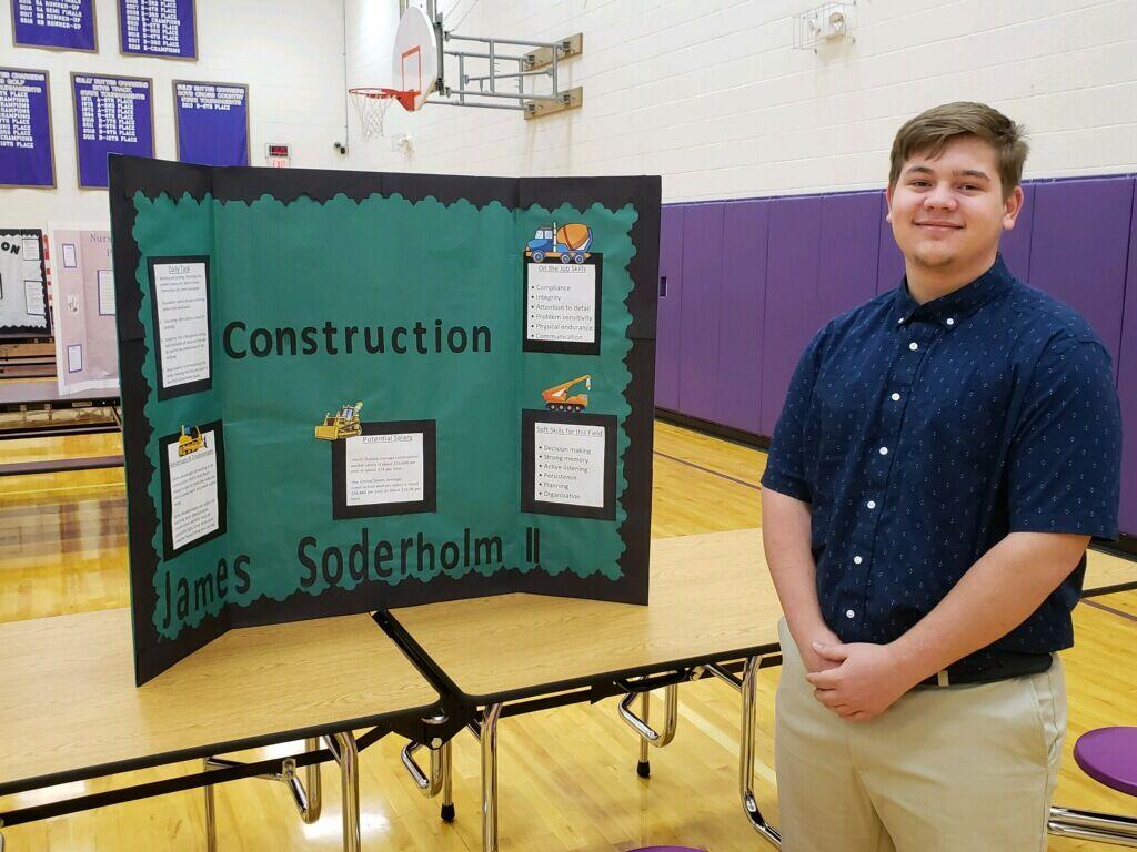 JJ Soderholm - Construction