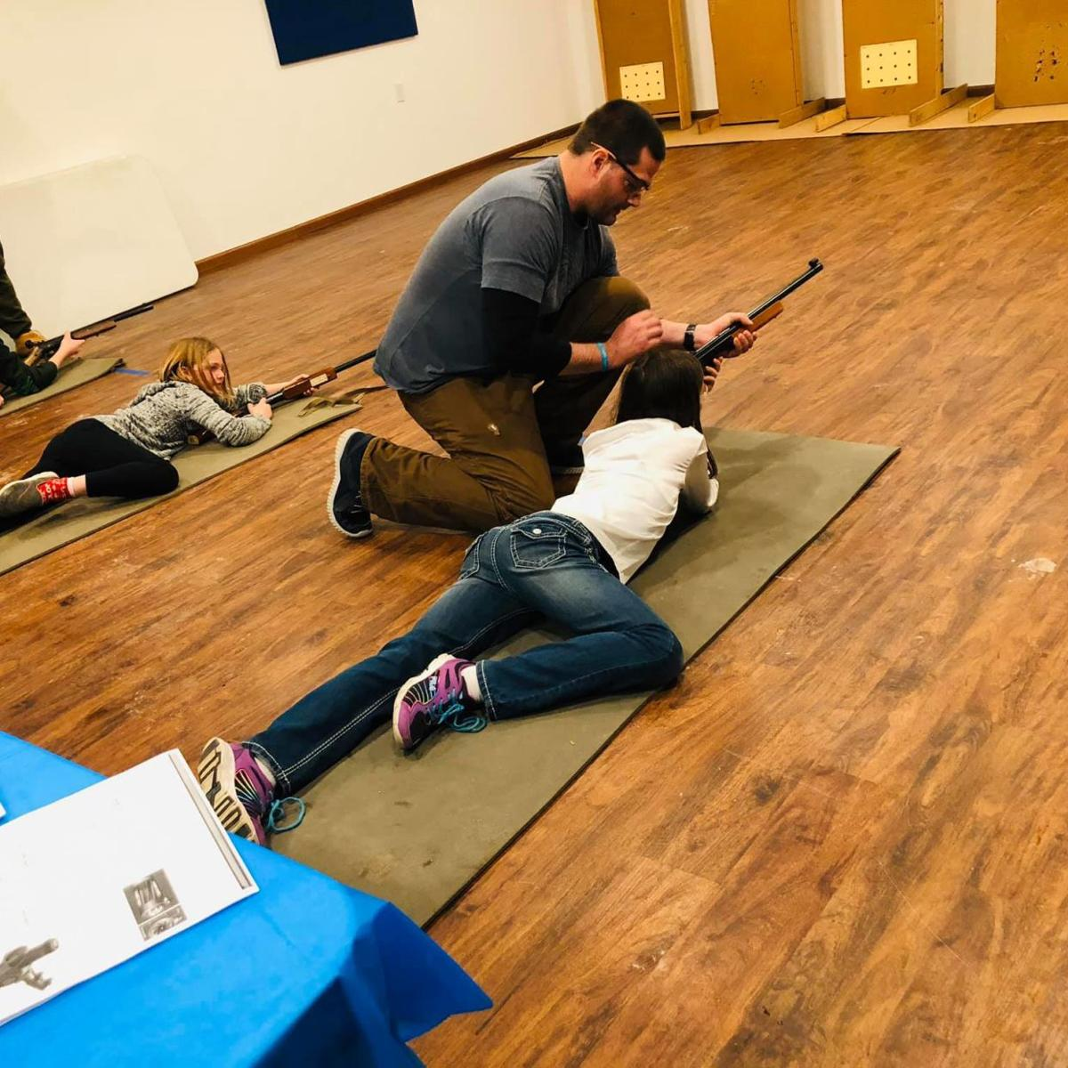 Add a new element to 4H shooting sports program