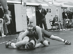 Wrestling pictures by Teri Weischedel