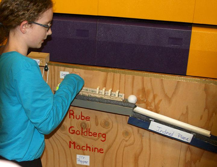 Rube Goldberg 21