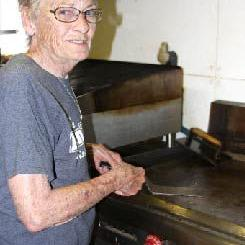 Lifelong Sully resident a talented cook
