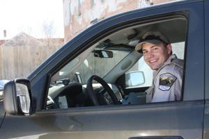 Sully County Conservation Officer Dylan Peterson